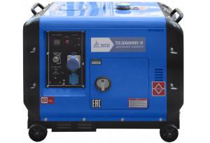 Дизельный генератор ТСС SDG 6000ES-1R